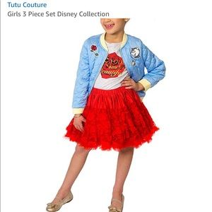 Brand New Disney 3 Piece Out fit